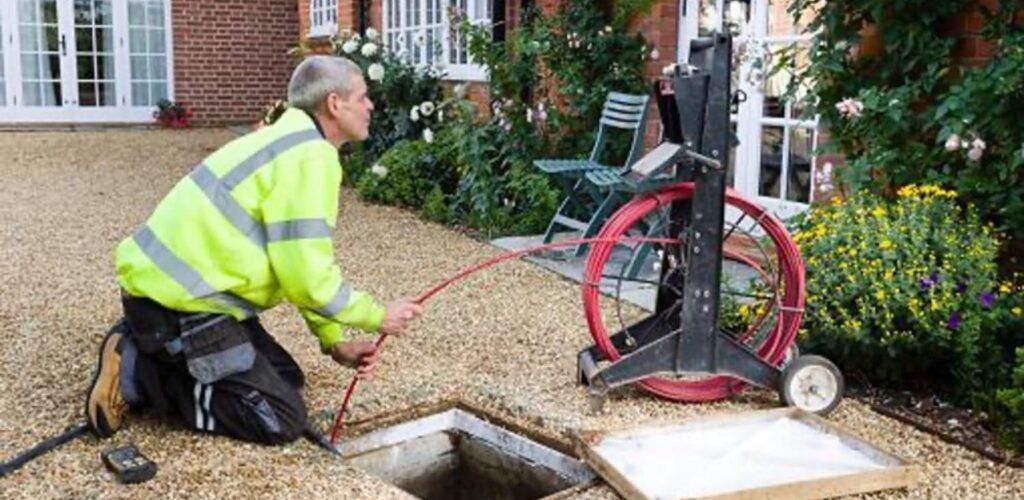drainage survey