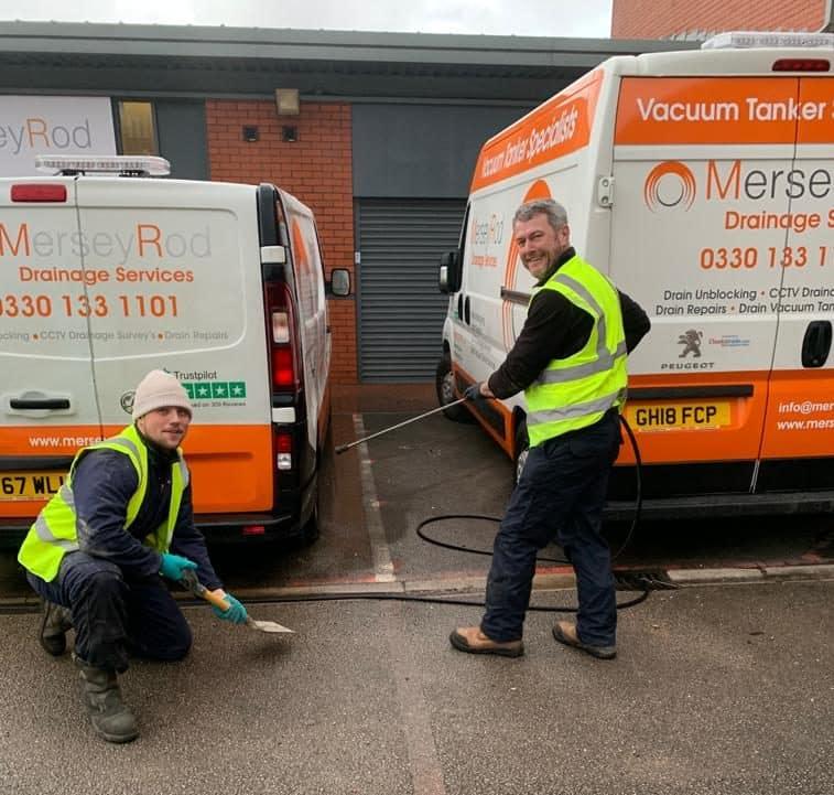 Mersey Rod - Drain Unblocking, Surveying & Repairs