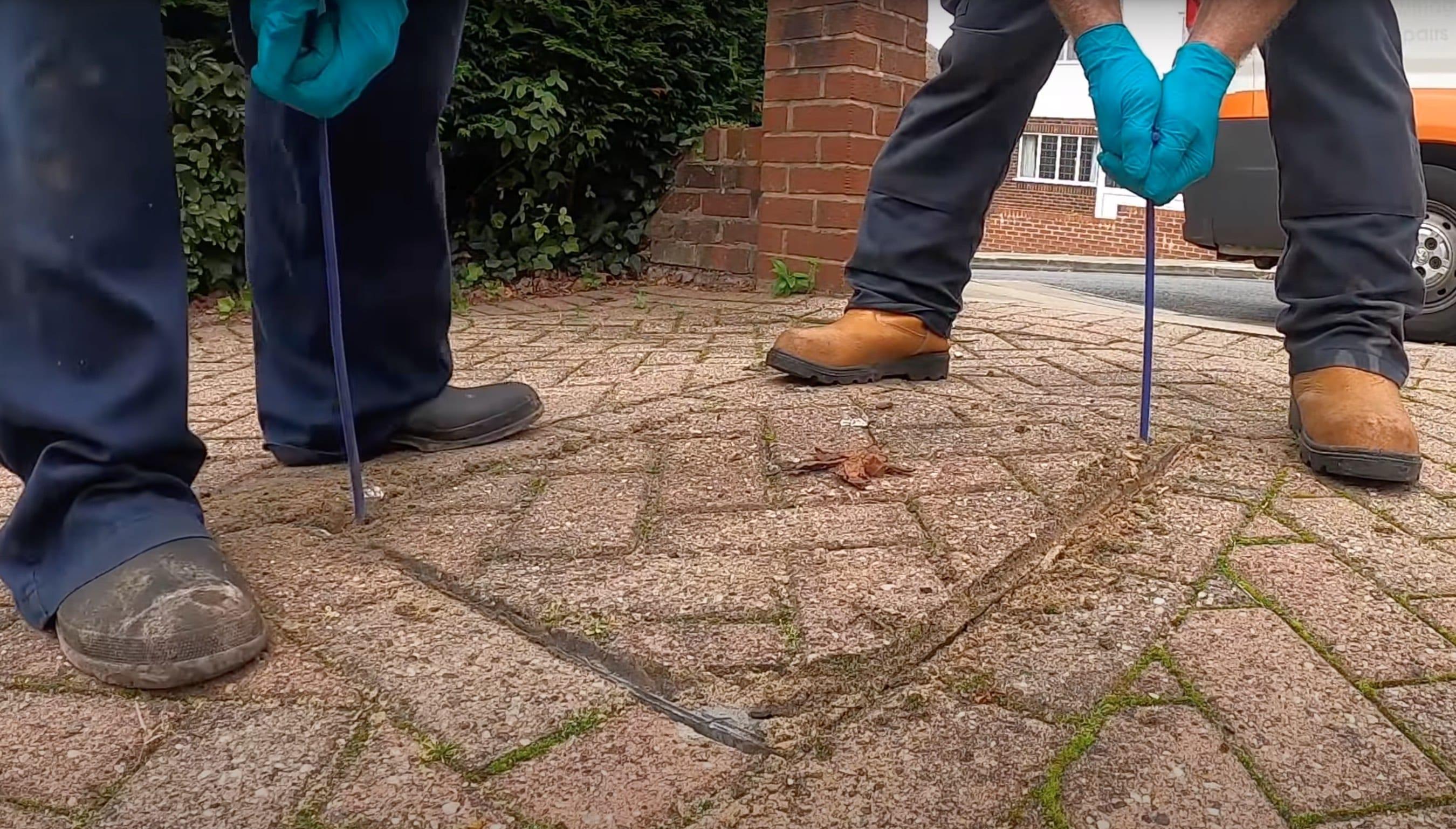 blocked drain in Preston
